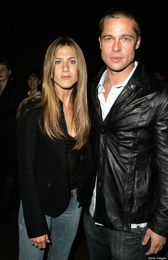 Jennifer Aniston And Brad Pitt 2013 brad pitt jennifer aniston