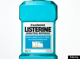 Watchdog Bans 'Misleading' Listerine Mouthwash Dental Health Advert