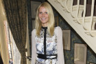 Gwyneth Paltrow Does Silk Mini And Gladiator...