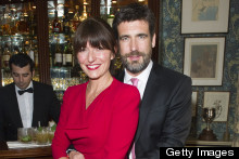 Best. Figure. EVER. Davina McCall Does Red Hot Glamour For Night Out With Gwyneth Paltrow