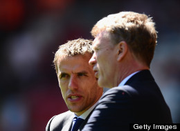 Neville 'Prepared' To Replace Moyes At Everton