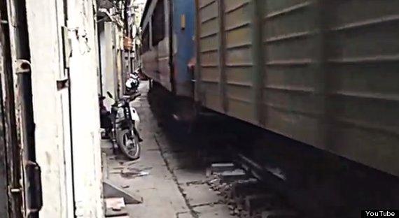 vietnam train hanoi