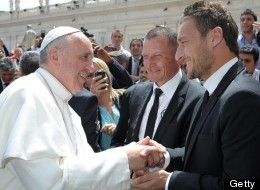 Rome Rivalries Put Aside For Pope Francis
