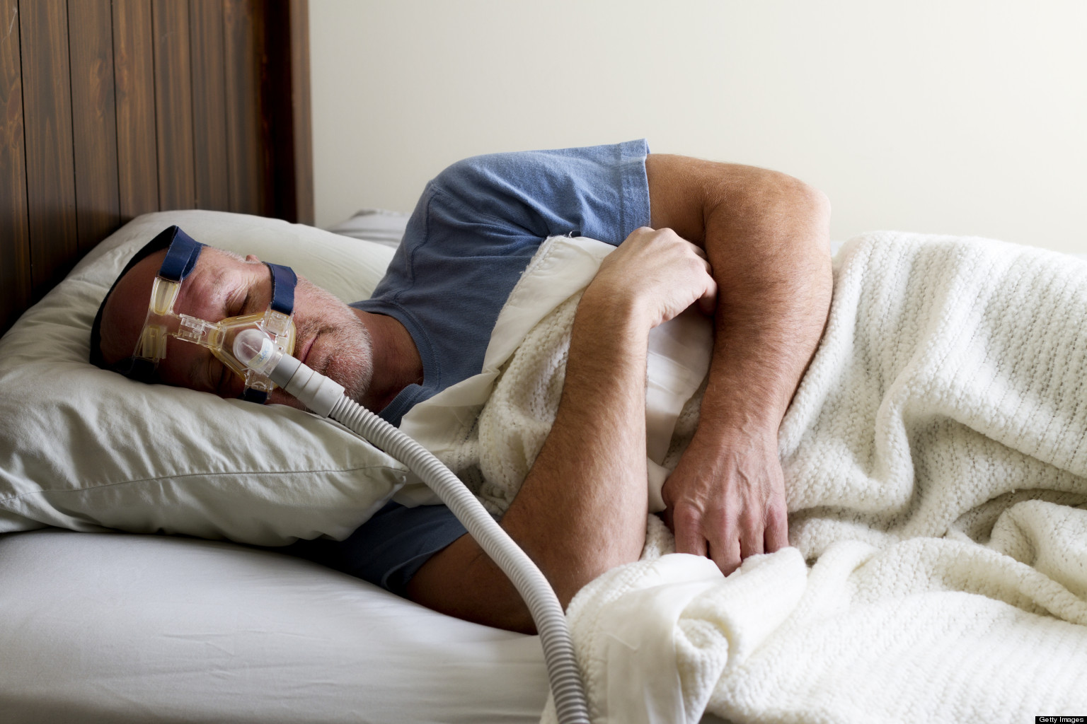 Cpap Doesn T Prevent Cardiovascular Events In Sleep Apnea
