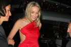 Sharon Stone Lights Up Cannes...