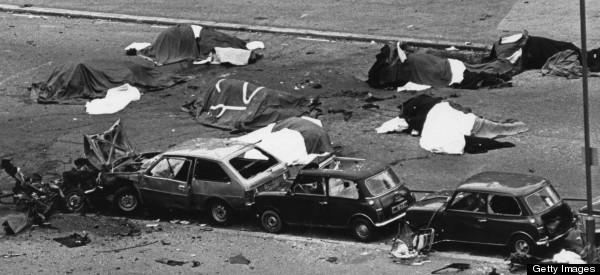 Irishman Charged With 1982 Hyde Park Bombing