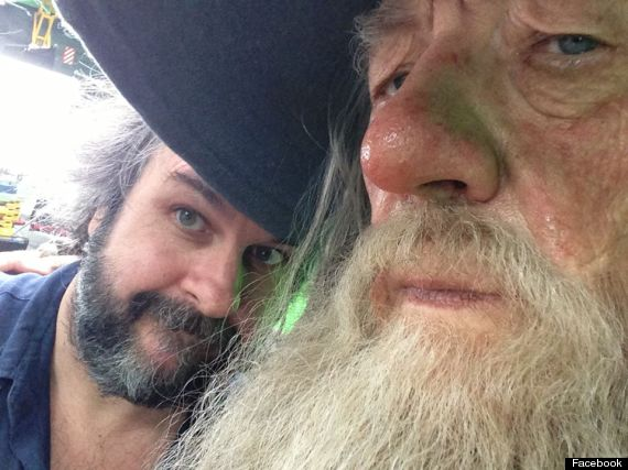 peter jackson ian mckellen the hobbit
