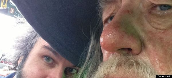 See A Photo From The Set Of 'The Hobbit'