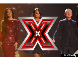 The X Factor 2013 Show Four