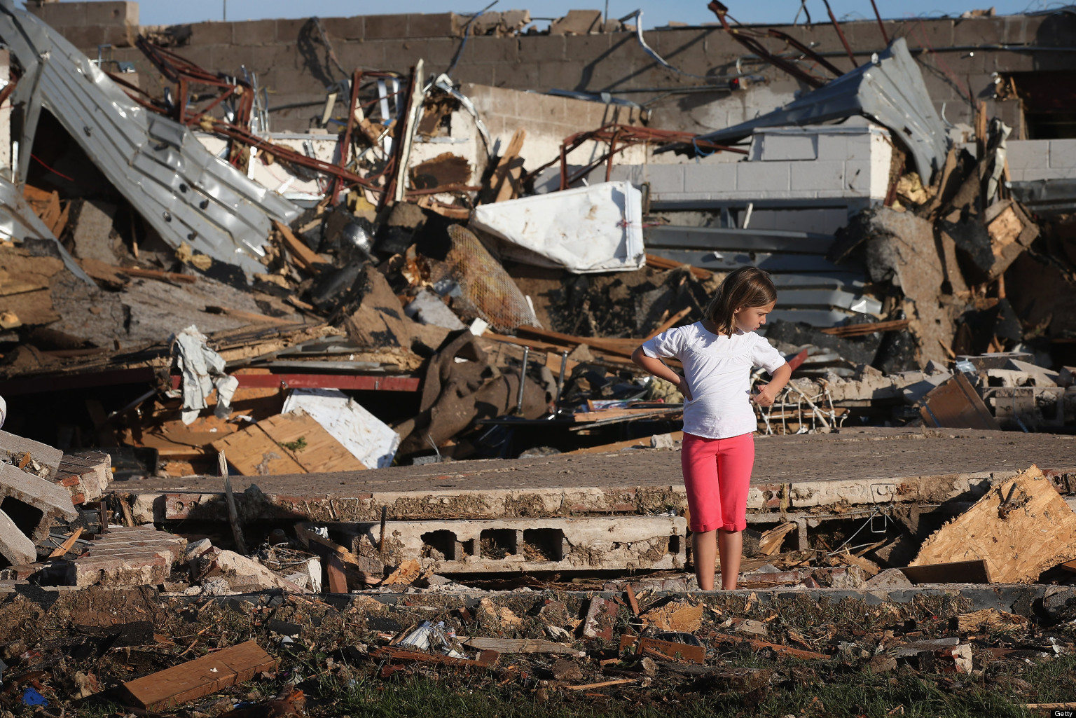 Oklahoma Tornado Recovery: Rescuers Search Rubble For ...