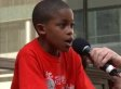 Asean Johnson, 9-Year-Old Boy, Captivates Crowds At Chicago School Closings Protest (VIDEO)
