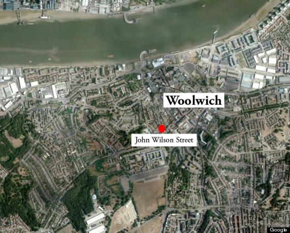 john wilson street woolwich