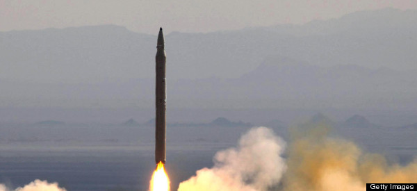 California Base Launches Intercontinental Missile
