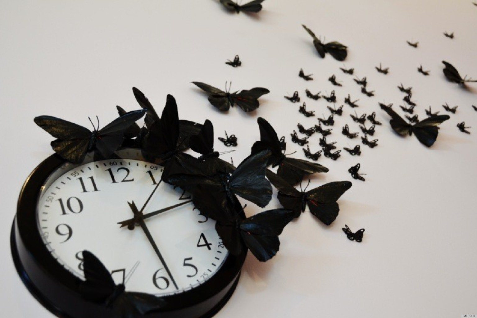 Часы декор своими руками фото