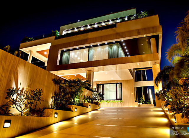 C M Ramesh Residence In India Looks More Like A Stunning