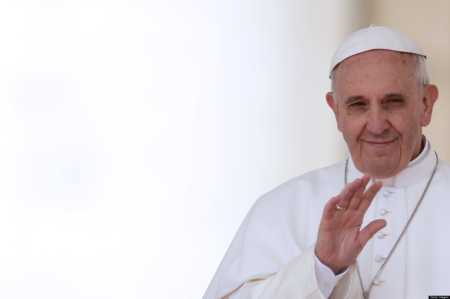 Pope Francis Says Atheists Who Do Good Are Redeemed, Not Just ...