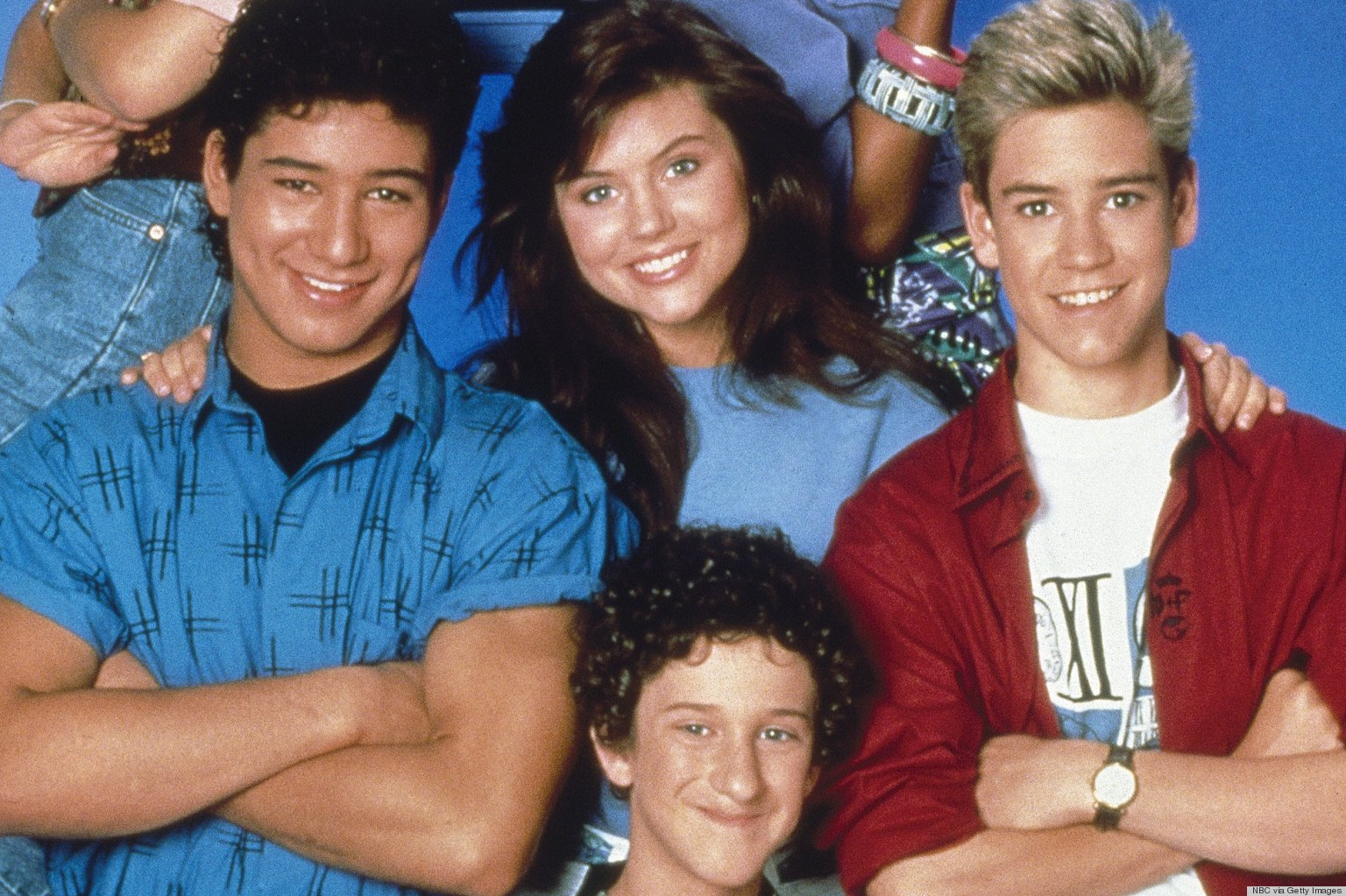 Saved By The Bell Slater Tank Top