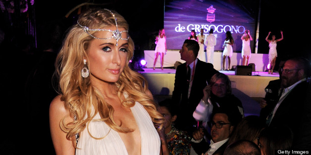 Paris hilton real voice-3564