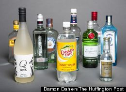 Taste Test: Should You Splurge On Fancy Gin & Tonic Fixins?