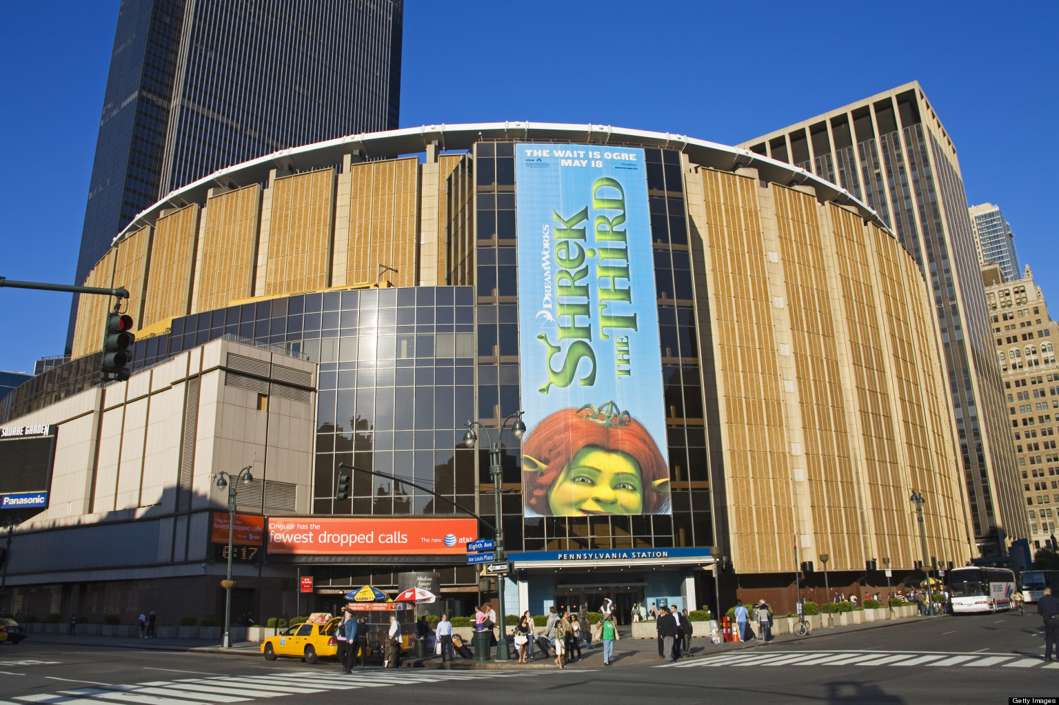 Madison Square Garden Limited To 15 Year Permit In