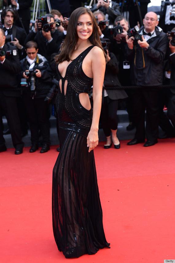 Irina Shayk Cannes Dress Puts Model\'s Assets On Display (PHOTOS ...