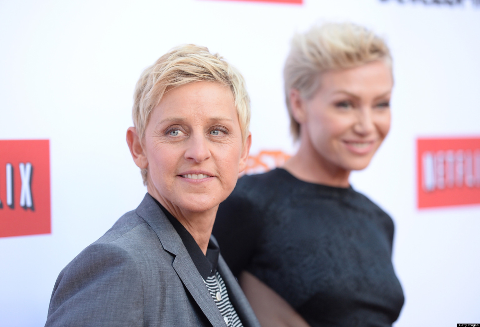 PHOTOS: Has Ellen Had Enough Of LA?