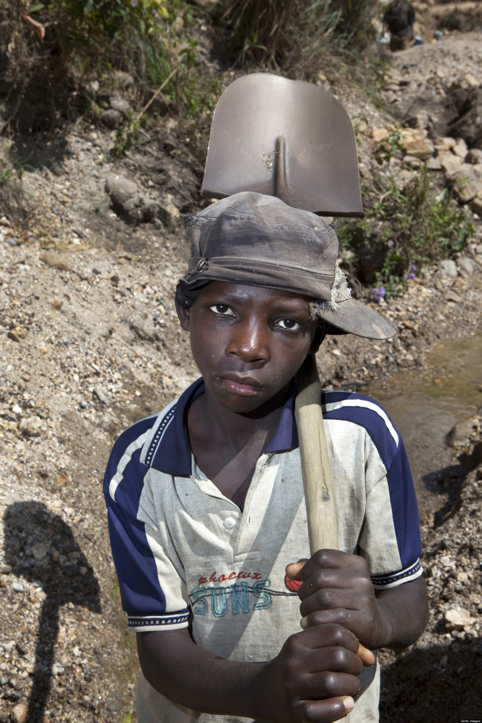 Conflict Minerals Conflict Minerals Law is Heavy
