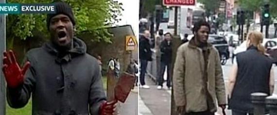 Soldat Tue Londres