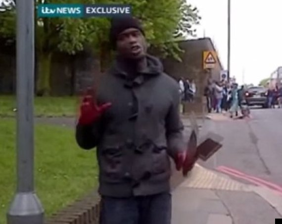 woolwich machete attack