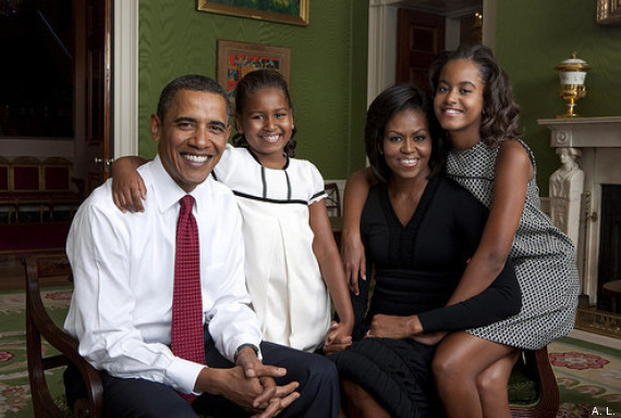 retrato familia obama annie leibovitz