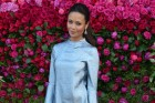 Blue Belle: Thandie Newton Is a Metallic...
