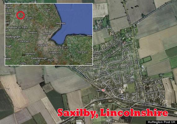 saxilby locator