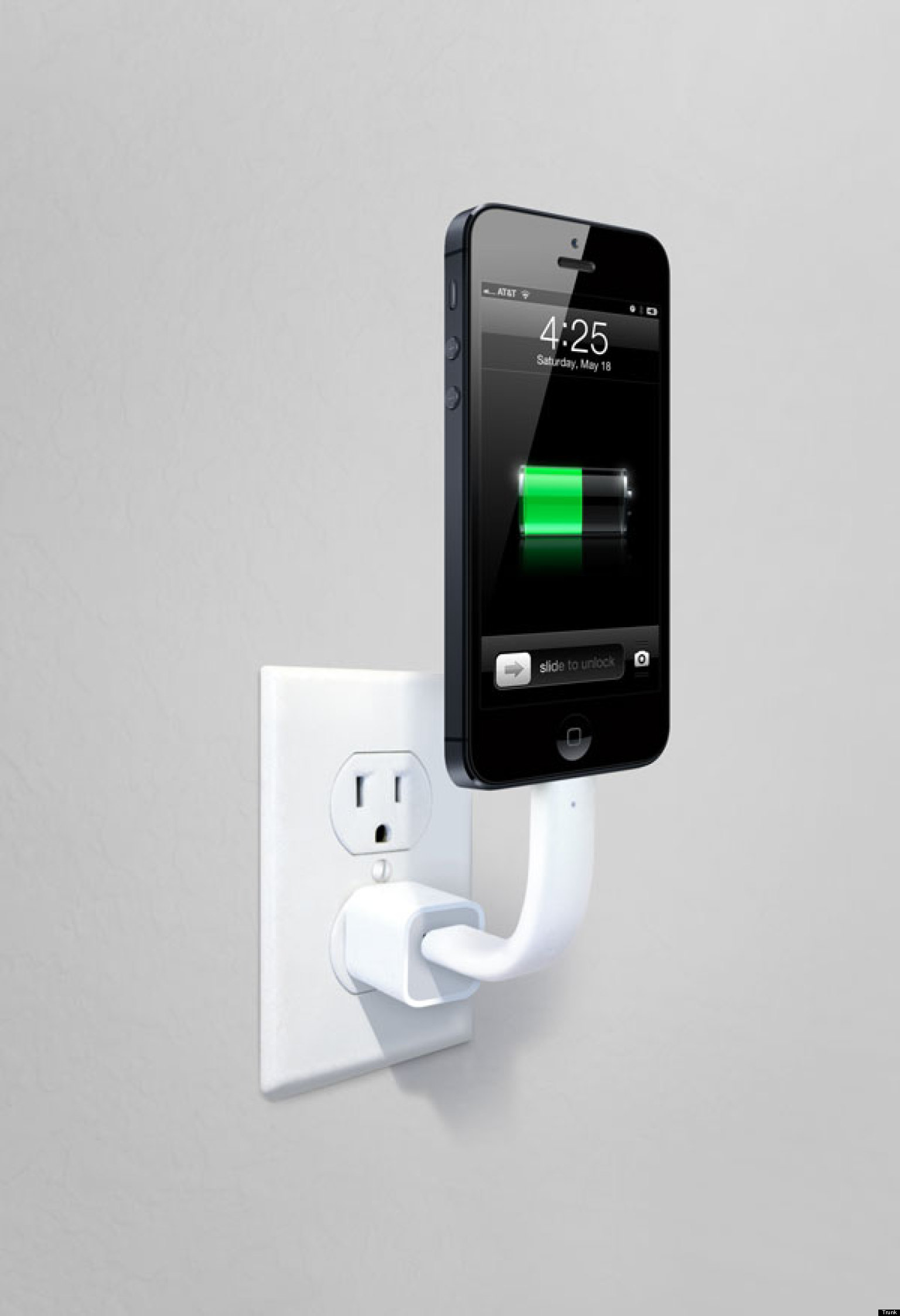 iPhone 5 'Trunk' Charger Is Simply Amazing