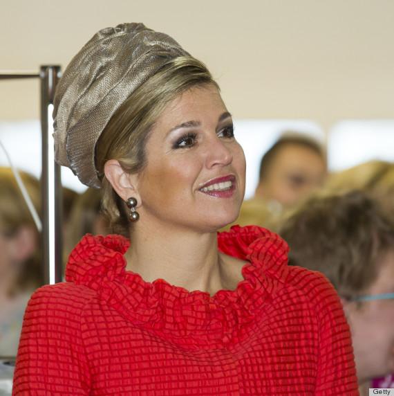 queen maxima hat