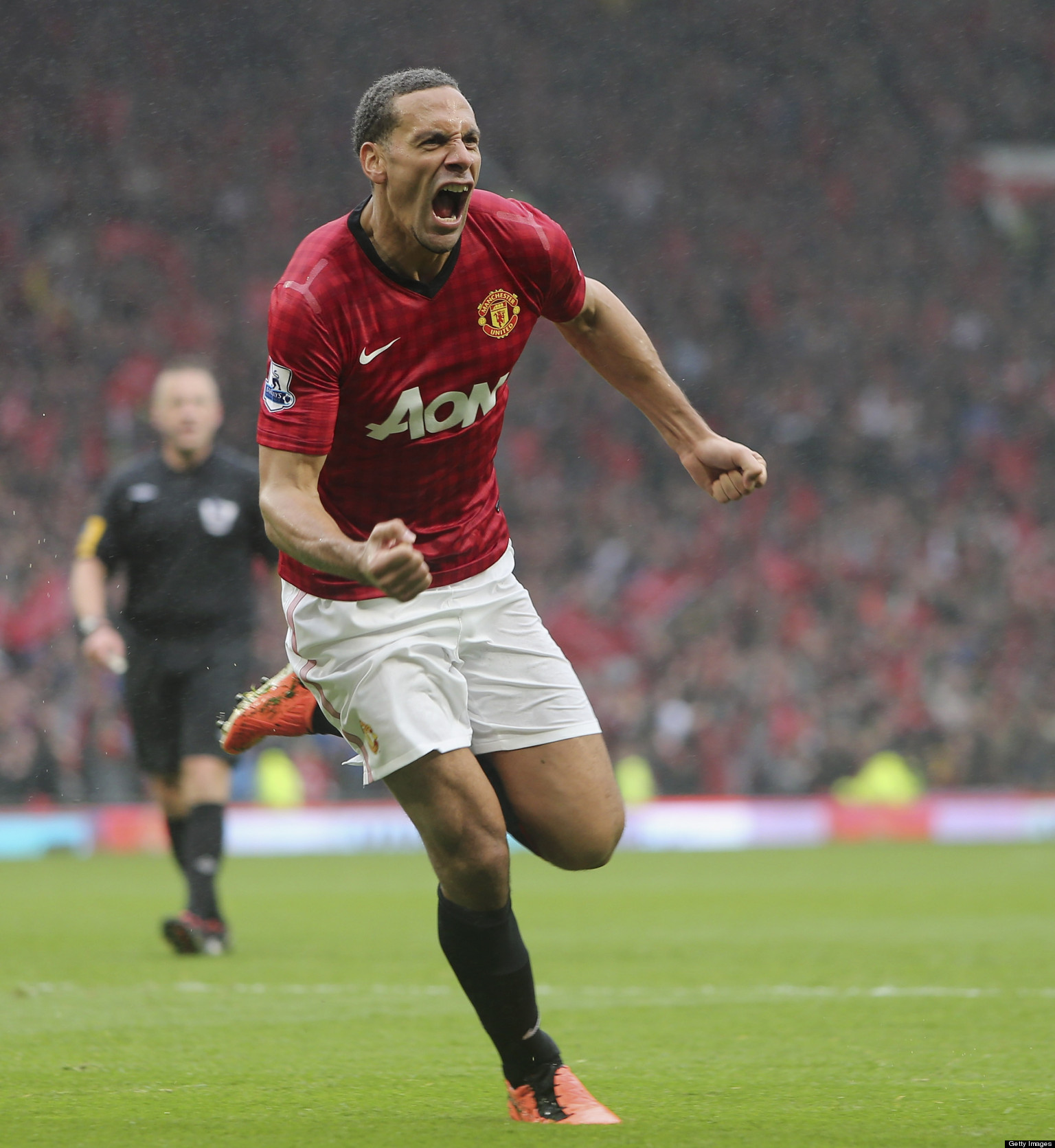 Ferdinand (IN) United States  city images : Manchester United To Face Sevilla In Rio Ferdinand Testimonial