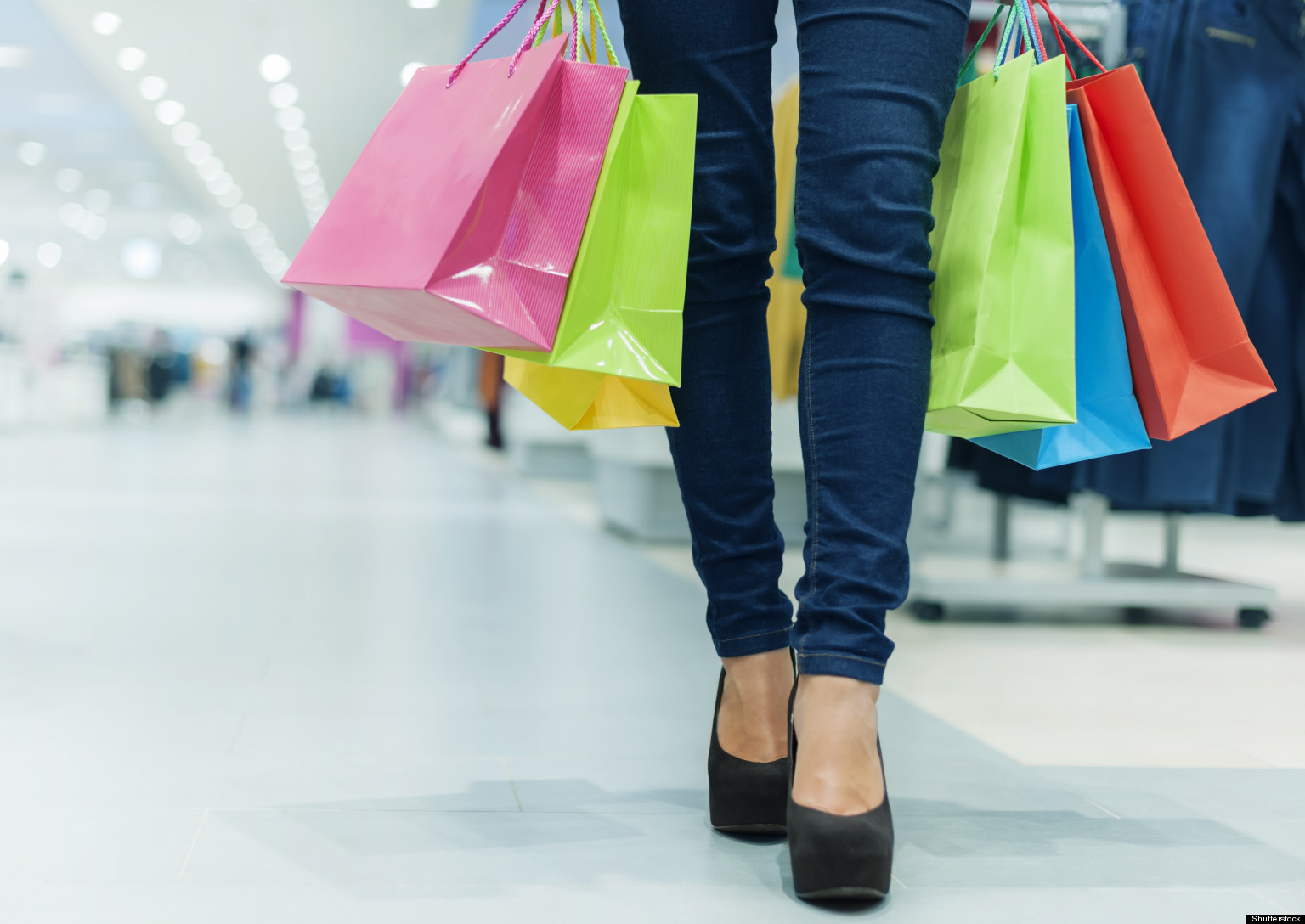 retail therapy one in three recently stressed americans