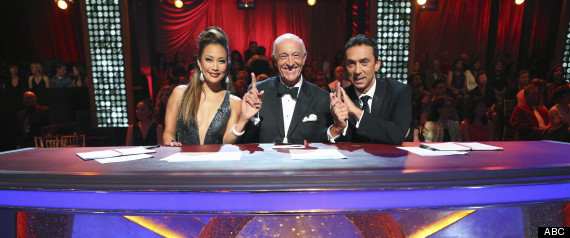 DANCING WITH THE STARS NEW JUDGES