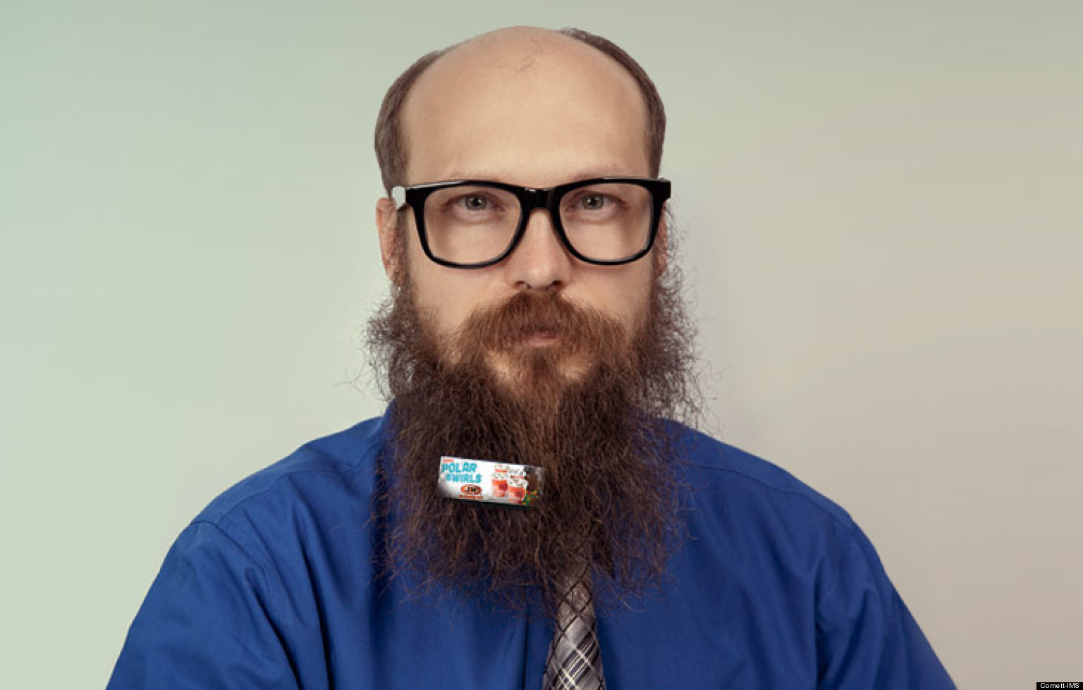 Beardvertising Campaign Aims To Get Whiskered Hipsters