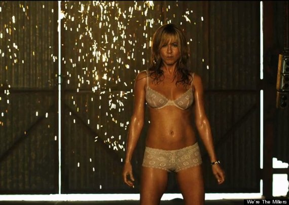 Authoritative Jennifer anniston naked in movies sorry