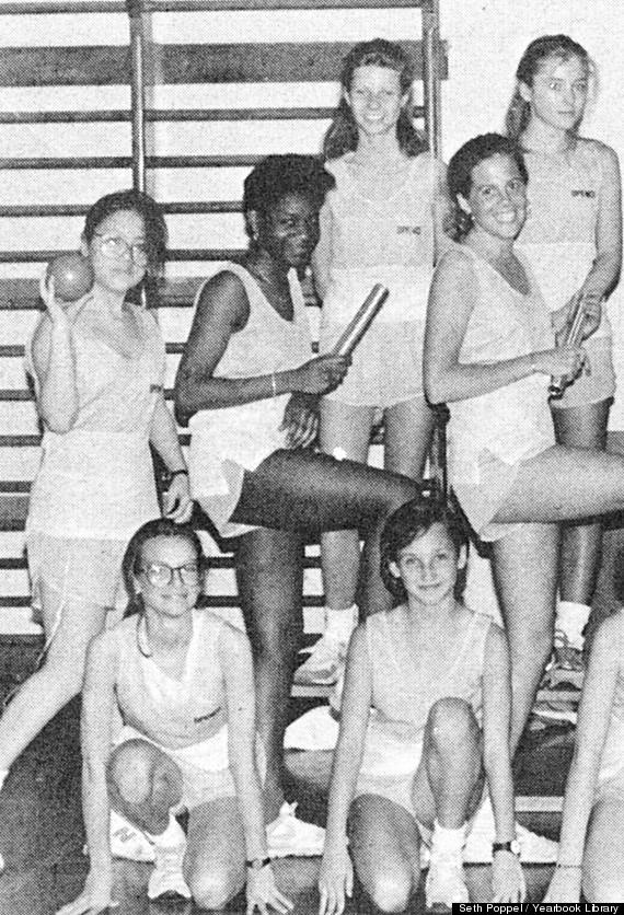 gwyneth paltrow high school photo