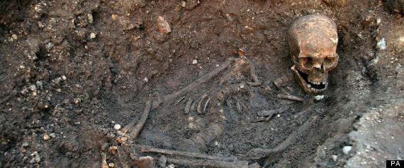 King Richard Iii Grave