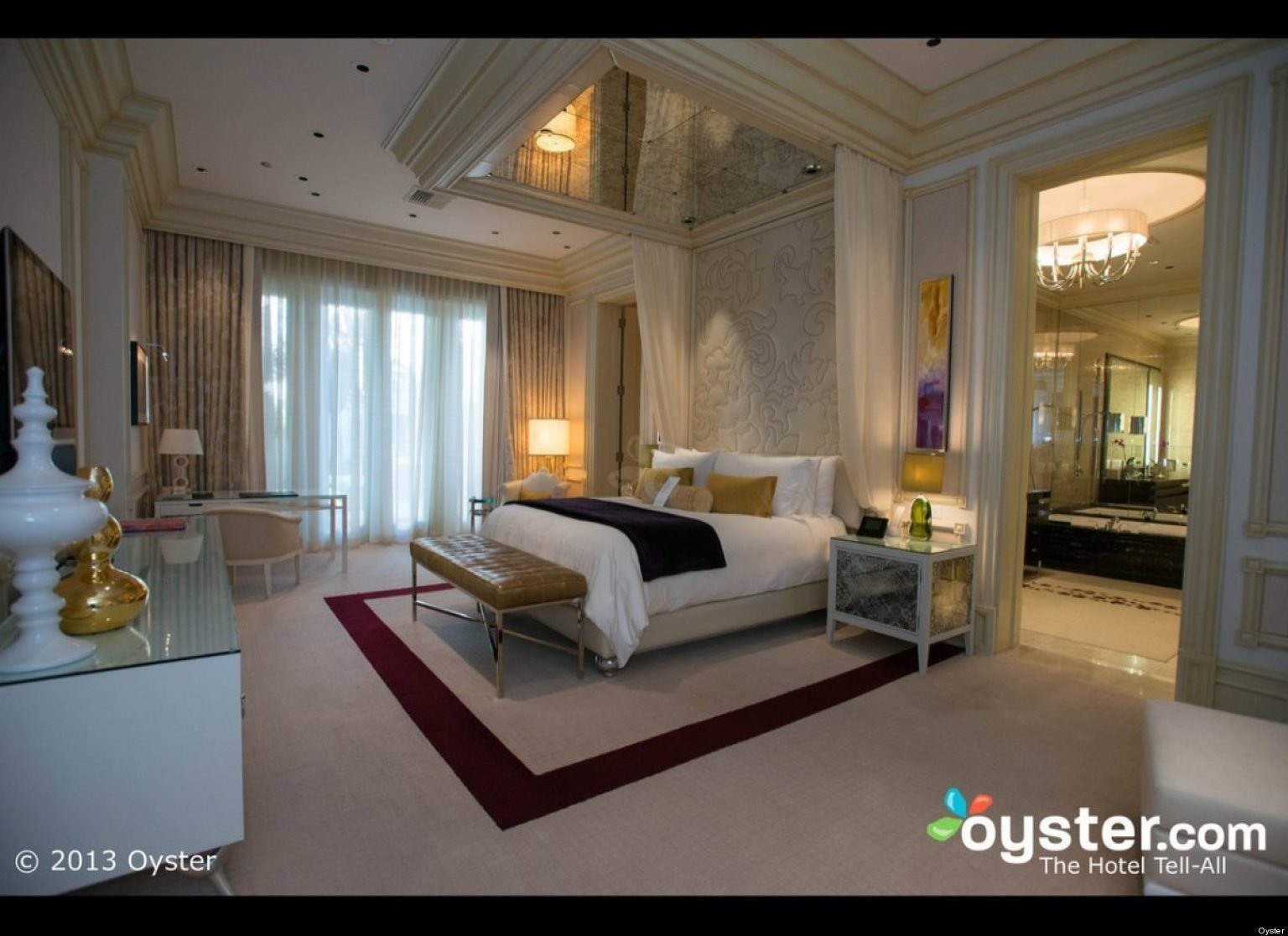 sticker shock: 12 crazy expensive hotel suites (photos) | huffpost