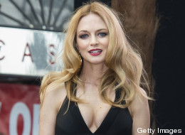 Heather Graham Hangover