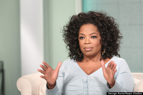 oprah weight body image ego