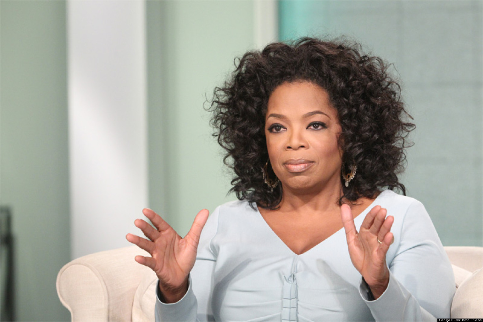 How Oprah's Weight And...