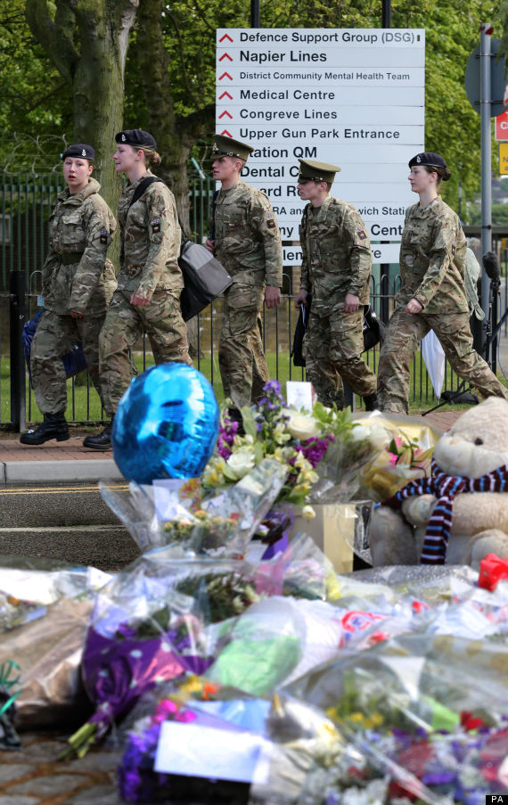 woolwich attack lee rigby