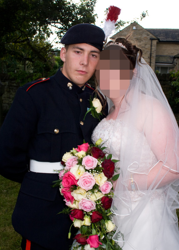 lee rigby wedding