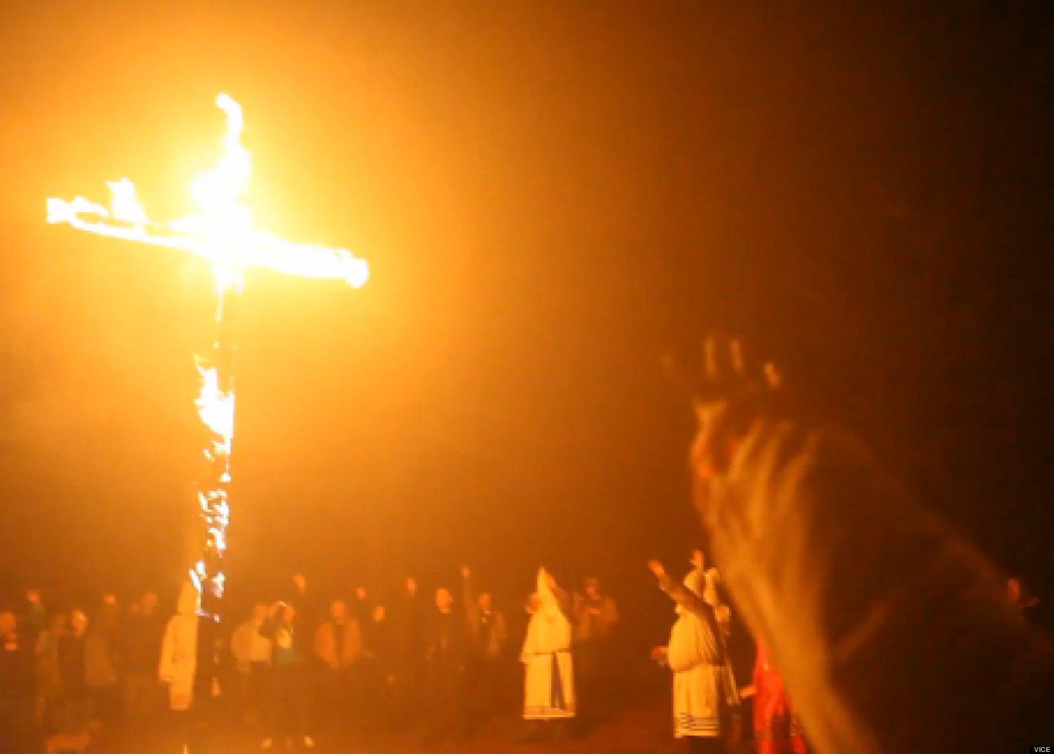 KKK Memphis Rally Profiled In VICE Documentary 'Triple ...