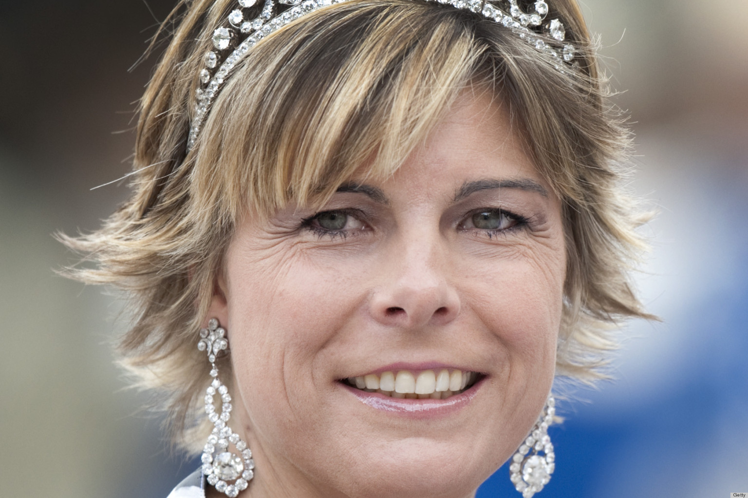 Princess Laurentien's Hair Sets Her Apart From Her Fellow Royals ...
