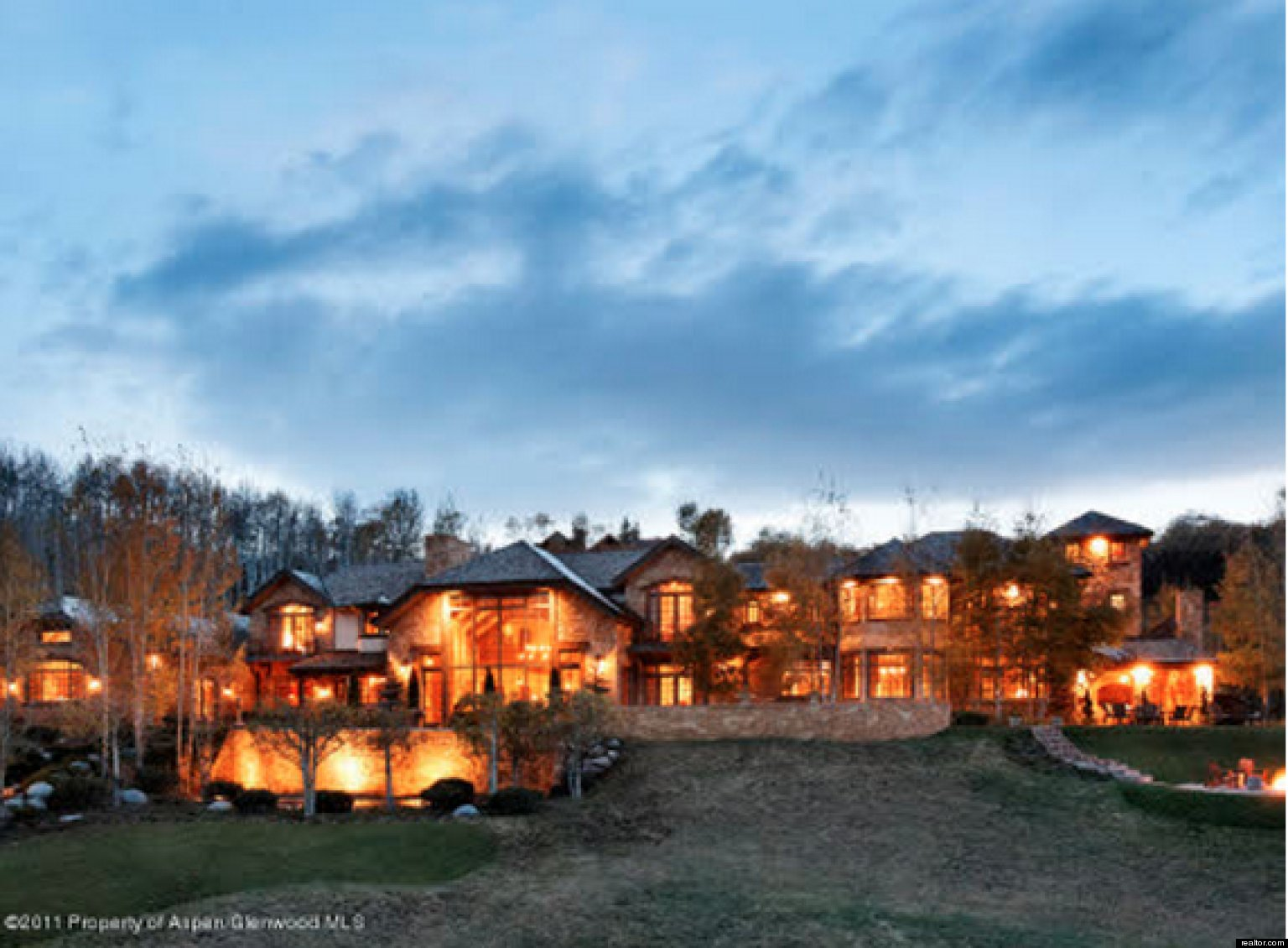 Top 10 most expensive homes in aspen colo in 2013 for Most expensive homes in colorado